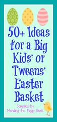 Basket Gifts : 50+ Ideas for a Big Kids' or Tweens' Easter Basket — Make an amazing Ea… (giftsmaps.com) Tags: gifts