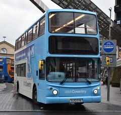 'National Express Coventry' Transbus Trident 2 '4452' (BJ03 EVB) (K.L.Jenkins) Tags: nationalexpress coventry transbus trident 2 4452 bj03evb nxc