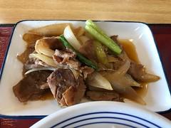 スタミナ豚肉炒め (96neko) Tags: snapdish iphone 7 food recipe まいどおおきに食堂伊勢原成瀬食堂