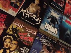 Collage | Horror/Sci-Fi DVD inserts (david ross smith) Tags: message messages drs davidrosssmith dvds dvdinserts art artwork collage walnutcreek words text horror horrormovies horrorfilms films movies