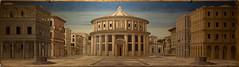 La Cité idéale (oras_et_marie) Tags: urbino palazzoducale gallerianazionaledellemarche