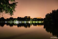 Night LongExpsure (Bobe Mihai) Tags: night lake titan park bucuresti romania canon 77d nightshot longexposure