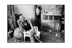 Ex GP Motorcycle rider that raced against Barry Sheene (Bear Dyball) Tags: leicam6 kodak trix bangkok street old people lovely film aspherical lens leica 2018 35mm