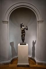 Age of Bronze (BenBuildsLego) Tags: statue sculpture escultura skulptur art artist fine national gallery washington dc french rodin male nude pose museum