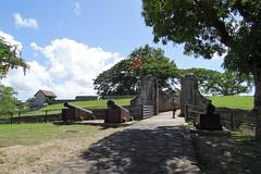 ***Fort Fleur d'Epée (Gé DEVEAU) Tags: vauban fort france outremer flamboyant canons