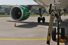 Airbus A319-100 D-ASTY Germania (mm-photoart) Tags: airbus a319100 dasty germania bsc yb young boys bern football champions league lszb brn belp belpmoos