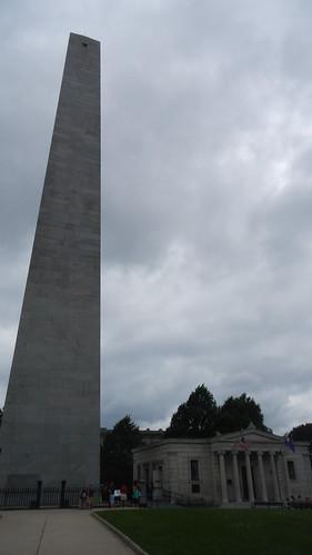 Charlestown, MA, Bunker Hill Memorial [08.08.2013]
