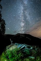 MinersBasin (1 of 1)-2 (meckanick) Tags: minersbasin nightphotography milkyway utah moab lasalles