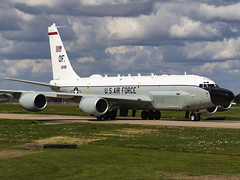 United States Air Force | Boeing RC-135V | 64-14848 (MTV Aviation Photography (FlyingAnts)) Tags: united states air force boeing rc135v 6414848 unitedstatesairforce boeingrc135v whitetop usaf rafmildenhall mildenhall egun canon canon7d canon7dmkii