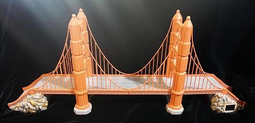 Department 56 Golden Gate Bridge ($134.40)
