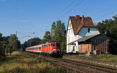 Estorf (Nils Wieske) Tags: niedersachsen natobahn formsignale baureihe 110 e10 bügelfalte db bahn regio zug züge eisenbahn train railway railroad
