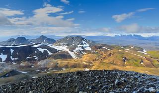 View on Mt. Fannborg
