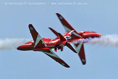8454 Synchro (photozone72) Tags: eastbourne airshows aircraft airshow aviation canon canon7dmk2 canon100400f4556lii 7dmk2 raf rafat redarrows reds redwhiteblue synchro