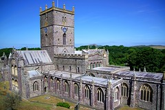 St David's Cathedral (Gemma Hampton) Tags: wales cathedral uk pembrokeshire stdavids worship architecture