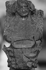 Pew Carving. Blythburgh. Norfolk. (marlin.357) Tags: pew church religion norfolk blythburgh wood eglise kirche nikon d600