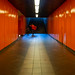 Colorful U-Bahn