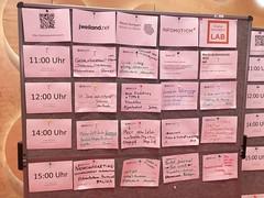 BarCamp Stuttgart - Sessionplan