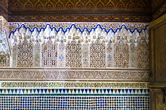 2018-4694 (storvandre) Tags: morocco marocco africa trip storvandre marrakech historic history casbah ksar bahia kasbah palace mosaic art