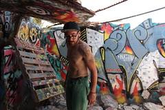 Just Jake (IngyJO) Tags: plaguedoctor landfill portrait smoke smokephotography smokebombs masks tattoos albanyca eastbay dystopian gritty grunge graffiti veteranofthethousandpsychicwars
