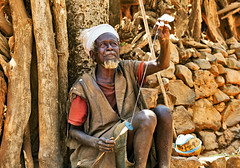 IMG_2970-PS (Gabrylam) Tags: africa etiopia portrait landscape etnie tribes