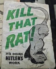 (Will S.) Tags: mypics propagandaposter propaganda poster ww2 wwii allied kirkwall airport orkney scotland unitedkingdom worldwartwo