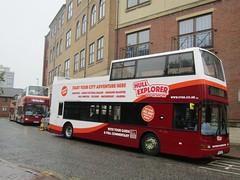 Group East Yorkshire 888 T510SSG, 887 T509SSG & 886 PL51LDJ Gandhi Way, Hull attending Big Bus Day 2018 (1280x960) (dearingbuspix) Tags: eyms eastyorkshire 888 t510ssg hullexplorer 886 pl51ldj 887 t509ssg scarboroughskipper goahead bigbusday opentopper bigbusday2018