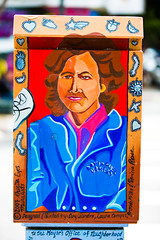 Blue (Thomas Hawk) Tags: america california mission missiondistrict sf sanfrancisco usa unitedstates unitedstatesofamerica graffiti mural streetart fav10