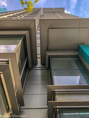 The Ritz-Carlton (Shawn Blanchard) Tags: sky blue clouds ritz carlton hotel charlotte nc north carolina architecture building design
