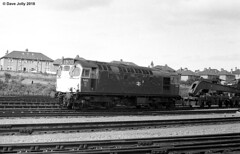 5410 (Hoover 29) Tags: diesel type2 class27 pretopsnumber 5410 eastfieldmpd springburn glasgow scotland