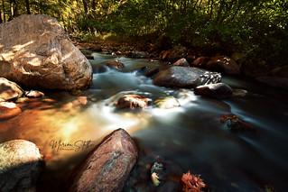 Krousovitis river (Serres)
