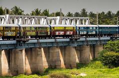 South India - 5th Nov-50 (anuradhadeacon-varma) Tags: viaduct indiantrain trains 2017 india southindia india2017