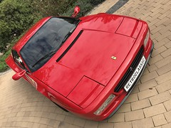 Ferrari 512TR (michaelwerner6) Tags: ferrari timmendorf ostsee 512tr timmendorferstrand ferrari512tr retroclassic kurpromenade traumautomeile automeile traumwagen