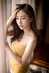 Pimonpun (Francis.Ho) Tags: pimonpun xt2 fujifilm girl woman female femme lady portrait people beauty pretty lips eyes hair face thai model elegant glamour young sensuality fashion naturallight cute goddess asian