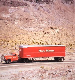 Nash tractor: Nash Motors