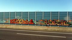 Graffiti in Köln/Cologne 2018 (kami68k -all over-) Tags: köln cologne 2018 graffiti illegal bombing bunt puton netz pokal