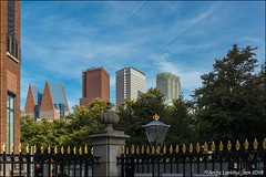 View from behind the gate (Ciao Anita!) Tags: denhaag thehague laja zuidholland nederland netherlands olanda mauritshuis museum museo hoogslapers theperfectphotographer