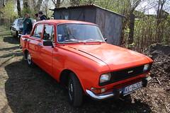 Moskvich 1500 (uksean13) Tags: slovakia rusnoparada2018 car transport moskvich 1500 kosice canon 760d