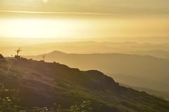 In der Serra de Monchique; Algarve, Portugal (10) (Chironius) Tags: algarve portugal landschaft monchique wasserspiegel himmel sky ciel cielo hemel небо gökyüzü sonnenuntergang sunset atardecer tramonto zonsondergang закат dämmerung dusk schemering crépuscule crepuscolo abend evening abends