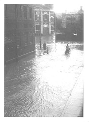 Maitland, N.S.W., 1950 flood (maitland.city library) Tags: maitland new south wales nsw floods flooding flood water 1950 charles street catholic hall bishops house ken tubman drive