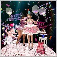 Birthday Primping (ximajica) Tags: evilbunnyproductios twe12ve celebration celebrate happybirthday birthday somethingnew mistique virtualreality virtualrealityworld virtual vamplove secondlifefashion secondlife sladdicted sl pixels pixel kitty neko imajica hi gamer fashionblogger fashion fashionista daddysgirl collared bloggerstyle blogger blogging avatar avi