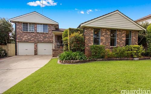 22 Malonga Avenue, Kellyville NSW