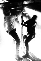 Pole Dancing Mary and friend (Mary&Neil) Tags: elements