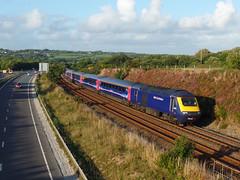 43176 Scorrier (Marky7890) Tags: gwr 43176 class43 hst 1c84 scorrier railway redruth cornwall cornishmainline train