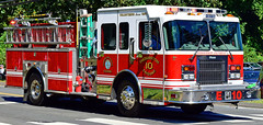 thomaston engine 10 (view 2) (Zack Bowden) Tags: ct firefighters convention parade 2018 state engine thomaston spartan marion