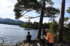 Lake Views (Bury Gardener) Tags: nikond7200 nikon snaps 2018 keswick england cumbria uk derwentwater lakedistrict lake streetphotography street streetcandids candid candids people peoplewatching folks strangers