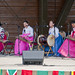 Gayageum Ensemble Korean Traditional Strings International Festival Wheeling Illinois 8-19-18 3286
