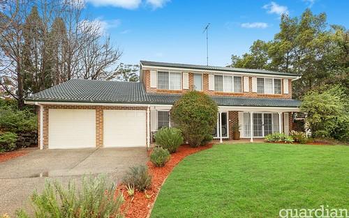 10 Yandiah Pl, Castle Hill NSW 2154