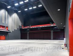 Bonus Arena 3351 (stagedoor) Tags: hull kingstonuponhull humberside eastyorkshire venue bonusarena mytonstreet cta smg waterhouselane yorkshire yorkshirehumberside england uk eastyokshire building architecture olympus omdem1mkii copyright theatre theater teatro stage inside seating stalls circle balcony aflarchitects