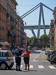 18082221255brin (coundown) Tags: genova crollo ponte morandi pontemorandi catastrofe bridge stralli impalcato piloni vvf autostrada