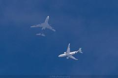 747v330 (PM's photography) Tags: b747 b744 atlasair boeing rvsm n446mc alitalia aza a332 airbus eiejg spotting rnavspotterspl rnav plane aviation aporn avgeek airline jet